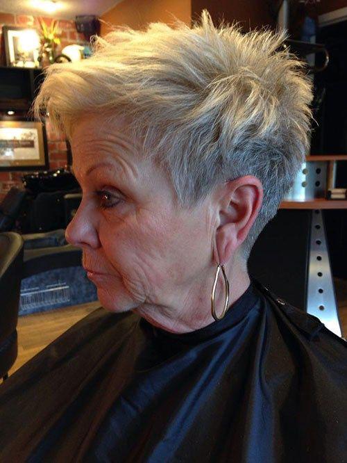 Short Pixie Haircuts