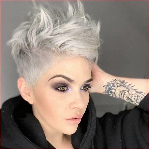 Pics Of Very Short Haircuts