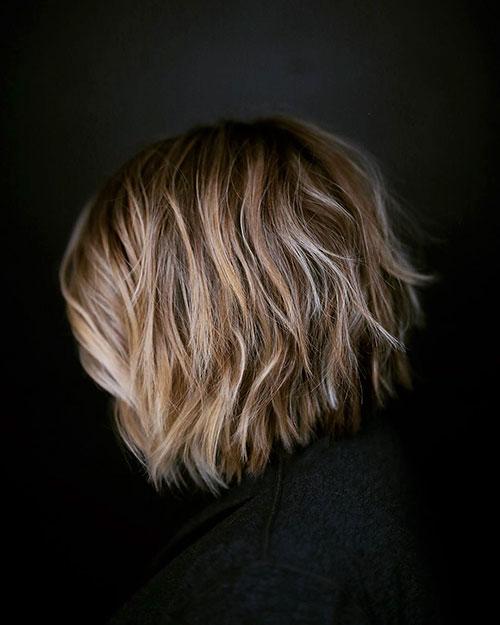 Short Inverted Bob Haircuts