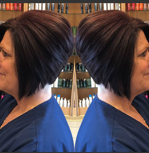 Best Short Haircuts For Fat Faces