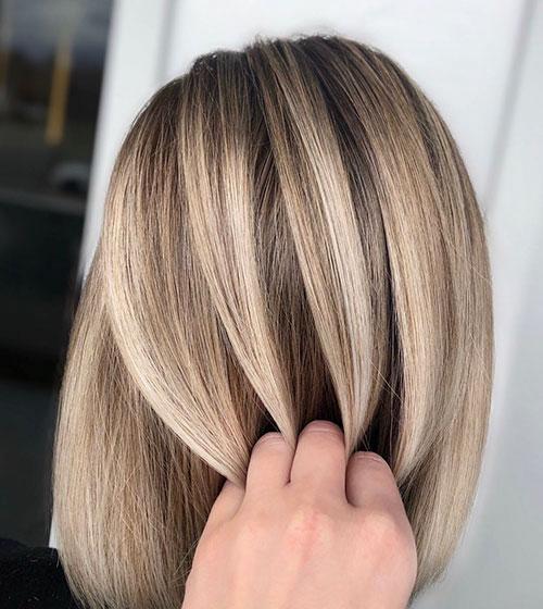 Short Hair For Women Over 50 Back View