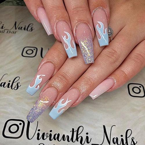 Cute Nail Ideas Acrylic