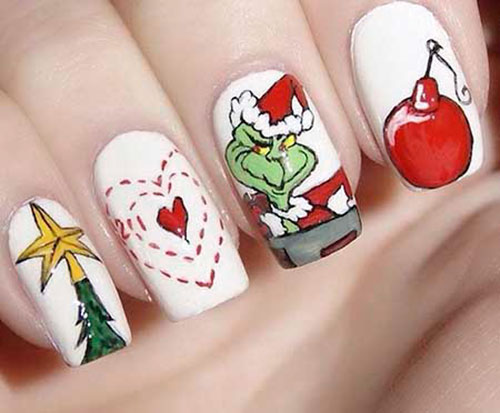 Thanksgiving Nail Decals