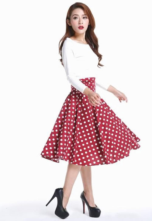 50S Outfit Ideas