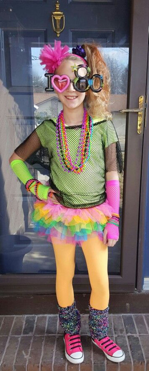 Nice 80S Outfits For Kids