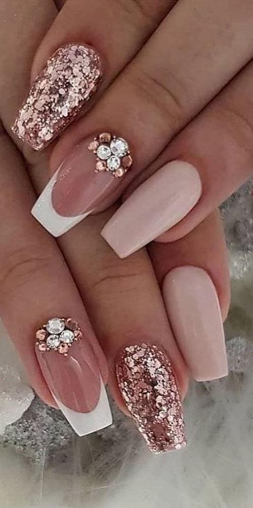 Elegant French Nail Designs