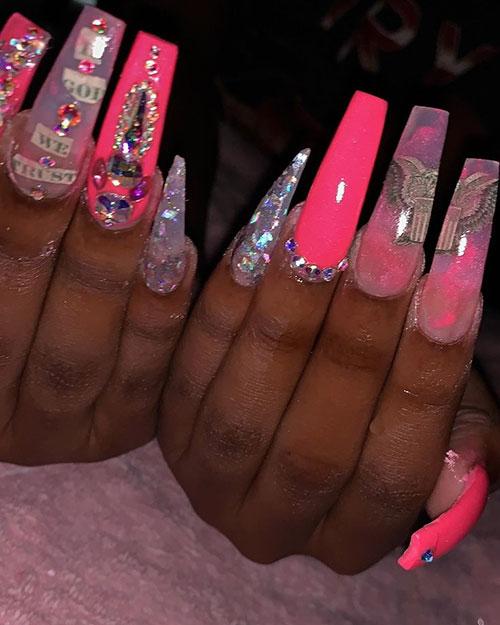 Acrylic Cute Nails