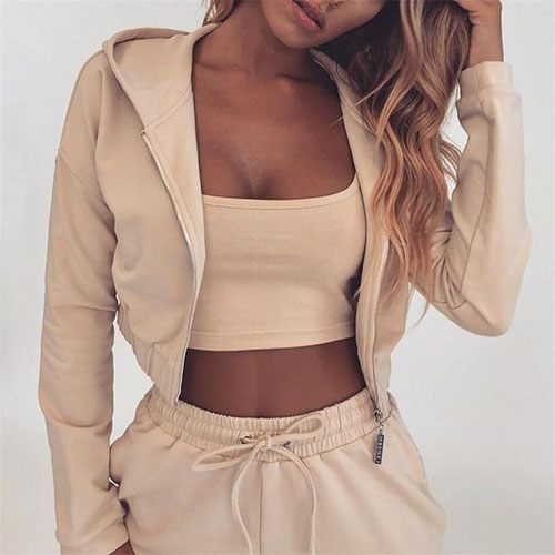 Two Piece Cute Outfits