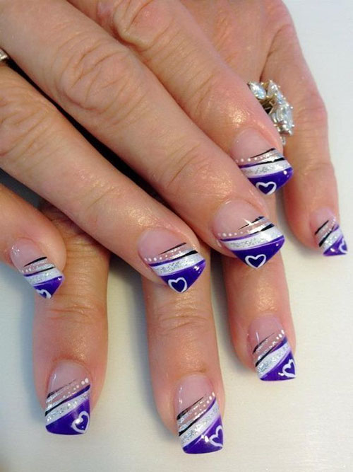 Best French Nail Designs