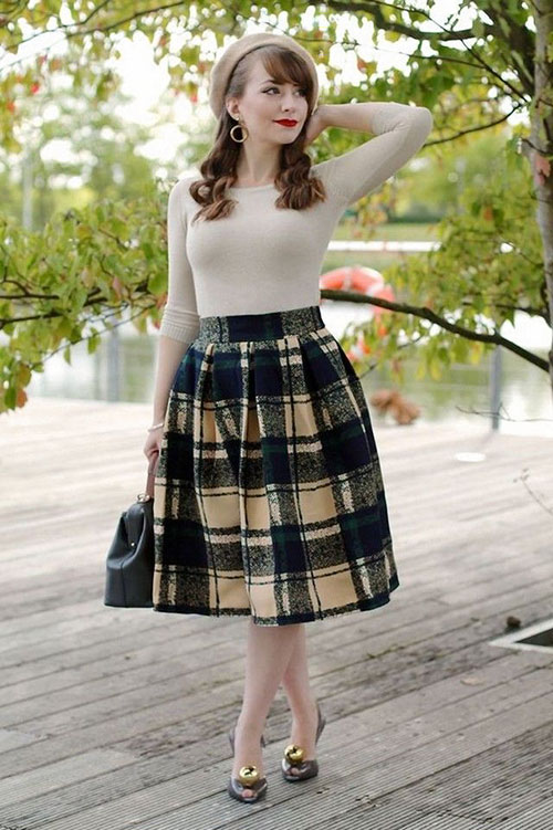 50S Outfit Ideas For Women
