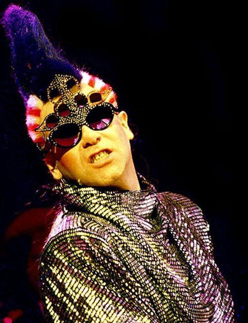 Elton John Best Outfits