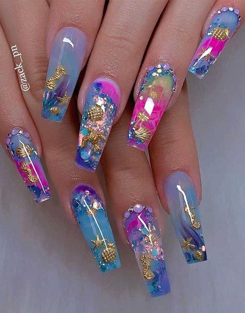 Elegant Nail Design Ideas