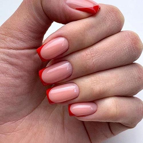 Beautiful French Nail Designs
