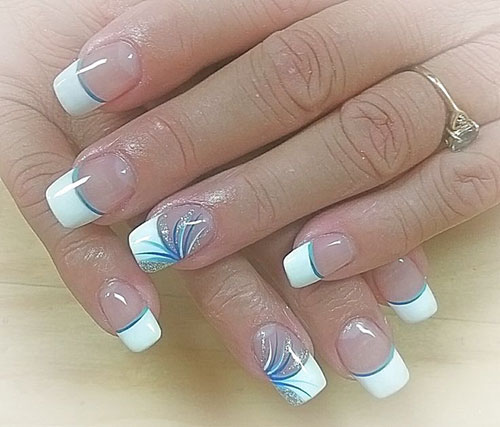 New French Nail Designs