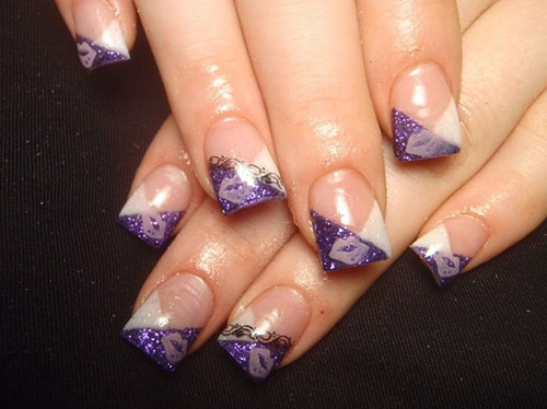 French Nail Extension Designs