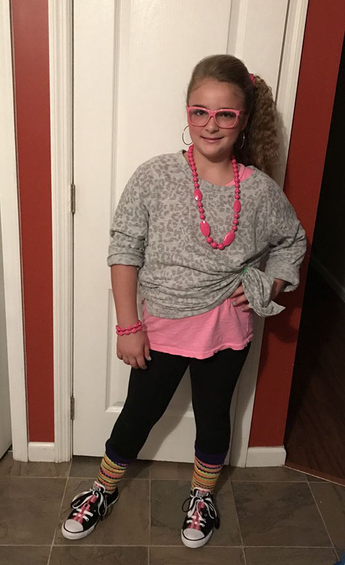 80S Outfits For Kids