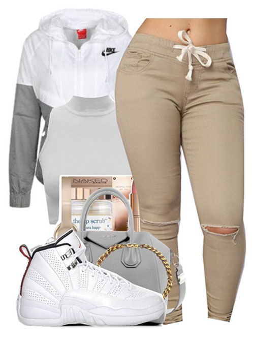 Casual Jordan Outfits For Womens