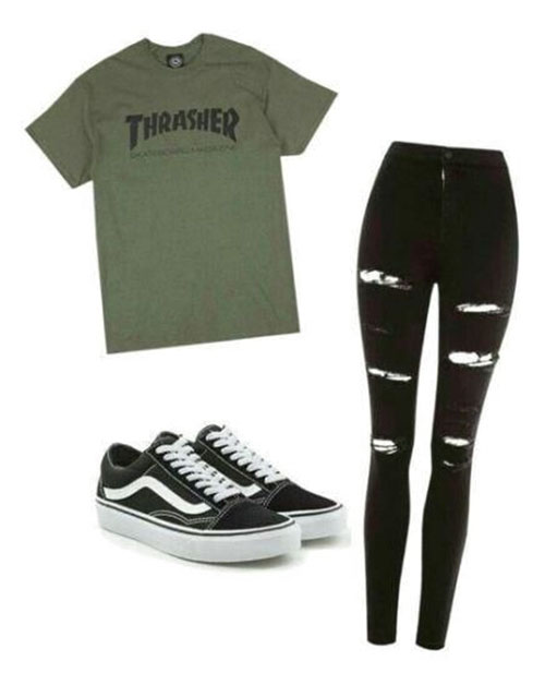 Trendy Teen Outfits In 2020