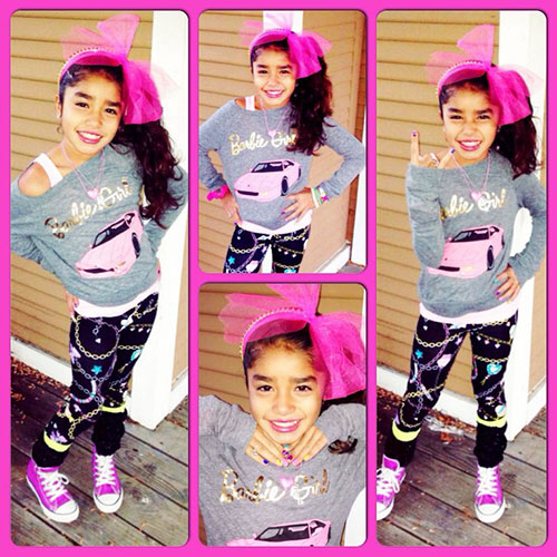 Perfect 80S Outfits For Kids