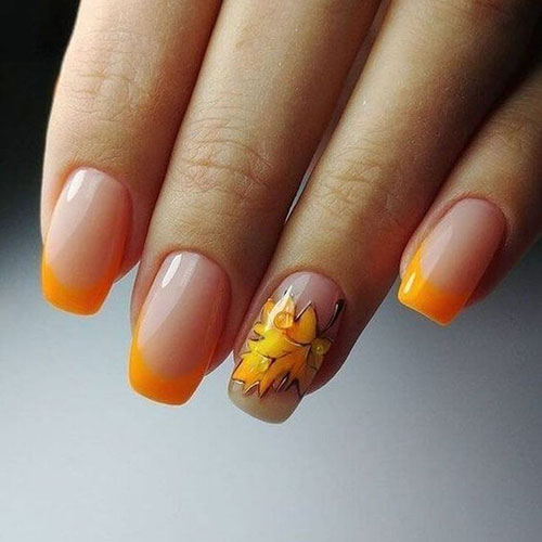 Images Of Nails For Fall