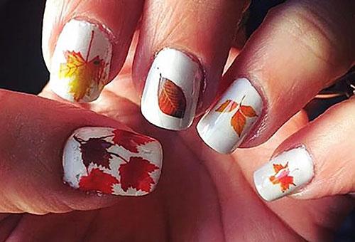 Fall Nail Art