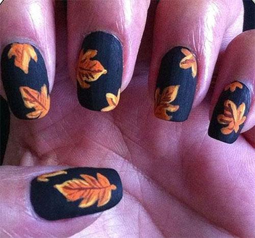 Fall Nail Art Ideas