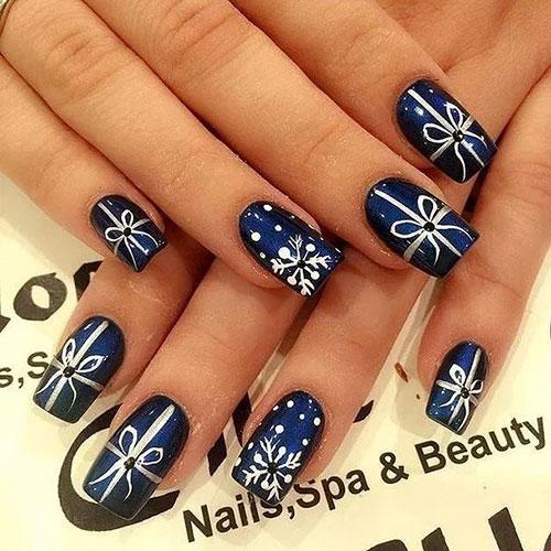 Christmas Inspired Nails