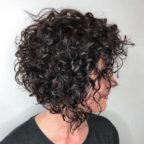Bob Haircuts For Curly Hair