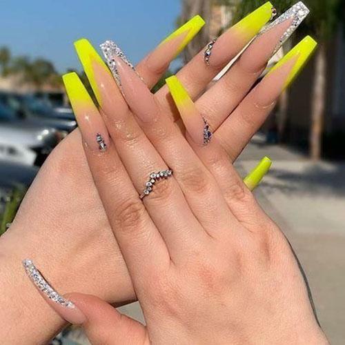 Yellow Nail Ideas